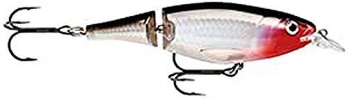 Rapala Señuelo X-Rap Jointed Shad-Material de Pesca con Cuerpo Articulado, Unisex-Adult, 130 mm (46 gr)