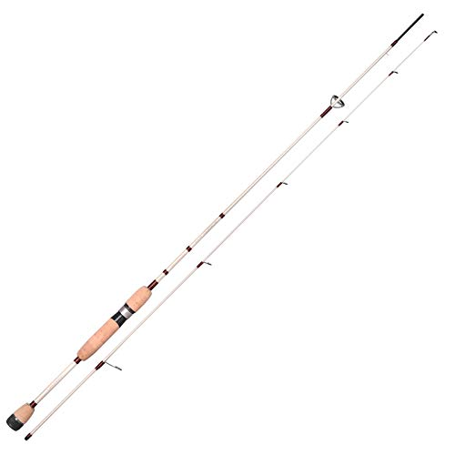 Gamakatsu Areatry 60UL - Caña de pescar ultraligera (1,80 m, 0,8-7 g)