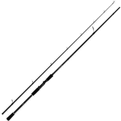 SHIMANO Yasei Pike Spinning 250 XH, 2,5metro, 8,2ft, 40-100gramo, 2 Piezas, Caña de Pescar de Lucio, YASPI25XH