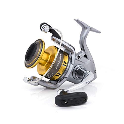Shimano Sedona Fi, Carrete para Pesca, Velocidades Hagane, Modelo de 2017 Se4000Xgfi, 4000Xg