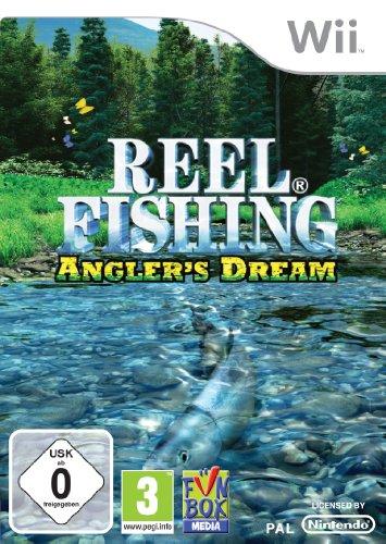 Reel Fishing: Anglers Dream (Wii) [Importación inglesa]