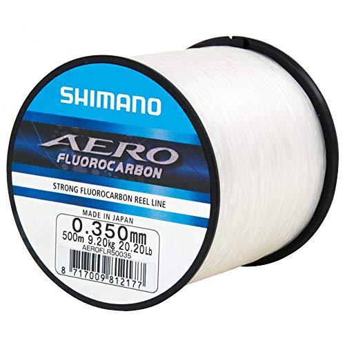 Shimano Aero Fluorocarbon 500 m - 0,350 mm - 9,2 kg