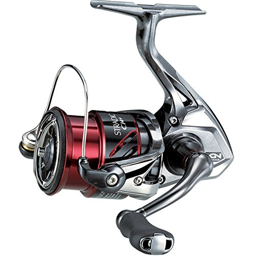Shimano Stradic CI4+ 1000 FB, Carrete de Pesca con Freno Delantero, STCI41000FB