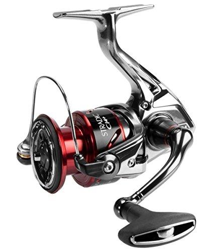 Shimano Stradic CI4+ 1000 HG FB STCI41000HGFB, Carrete de Pesca con Freno Delantero