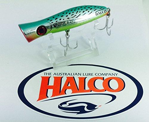 HALCO - Señuelo de Agua Superior para rosta, 105, 30 g, Color H69 Bonito