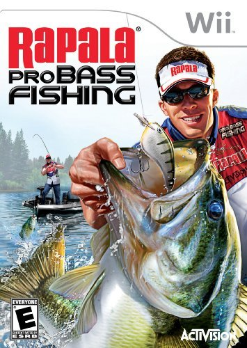 Rapala Pro Bass Fishing 2010 - Nintendo Wii by Activision