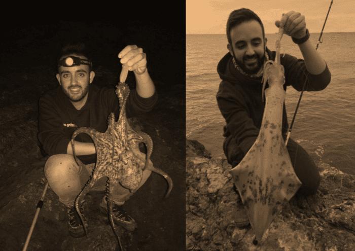 como pescar al eging desde costa