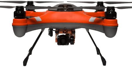 Drones para Pescar 1