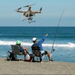 Drones para Pescar 2